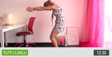 Yoga In Ufficio Posizioni In Piedi Yoga N 39 Ride