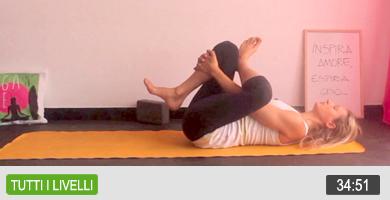 Yoga A Casa Dopo L Ufficio Yoga N 39 Ride